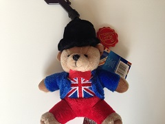 Mr British Bear